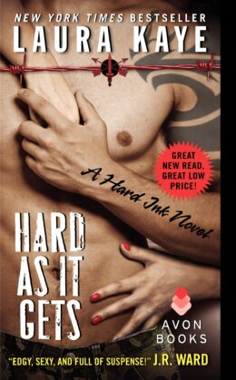 Hard as It Gets Promo Poster