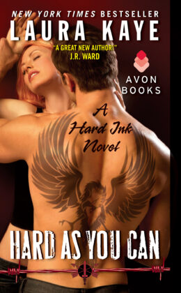 Hard as You Can Book Cover 1
