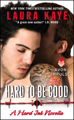 Hard To Be Good Book Cover