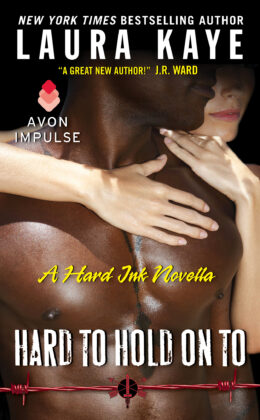 Hard to Hold on To Book Cover 1