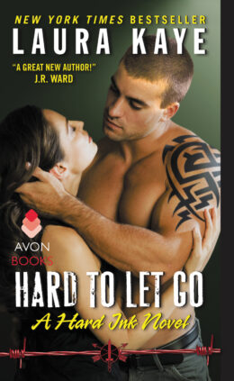 Hard To Let Go Book Cover 1