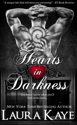Hearts in Darkness Book Cover Poster