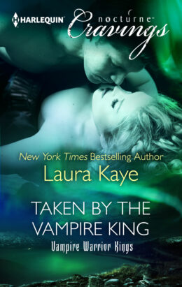 Taken by the Vampire Book Cover 3