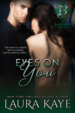 Eyes on You Book Cover 3