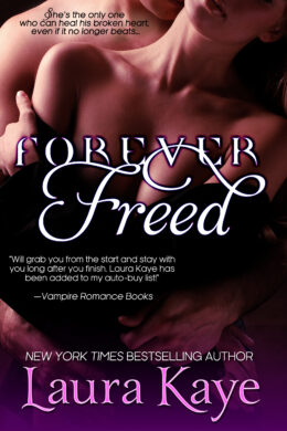 Forever Freed Book Cover 1