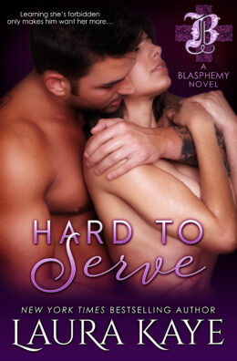 Hard To Serve Book Cover 2