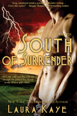 South of Surrender Book Cover