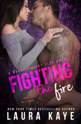Fighting the Fire Book Cover 1