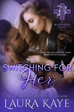 Switching for Her Book Cover 1