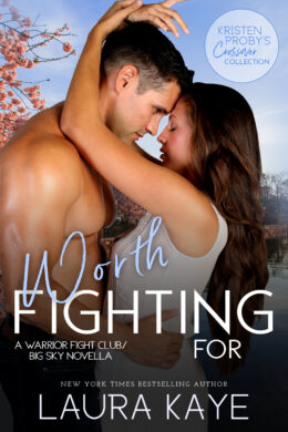 Worth Fighting for Book Cover 1