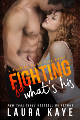 Fighting for What's His Book Cover 1