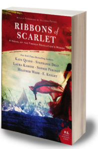 Ribbons of Scarlet website