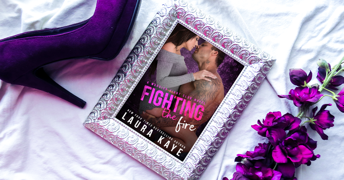 Fighting for What's His Book Cover 4