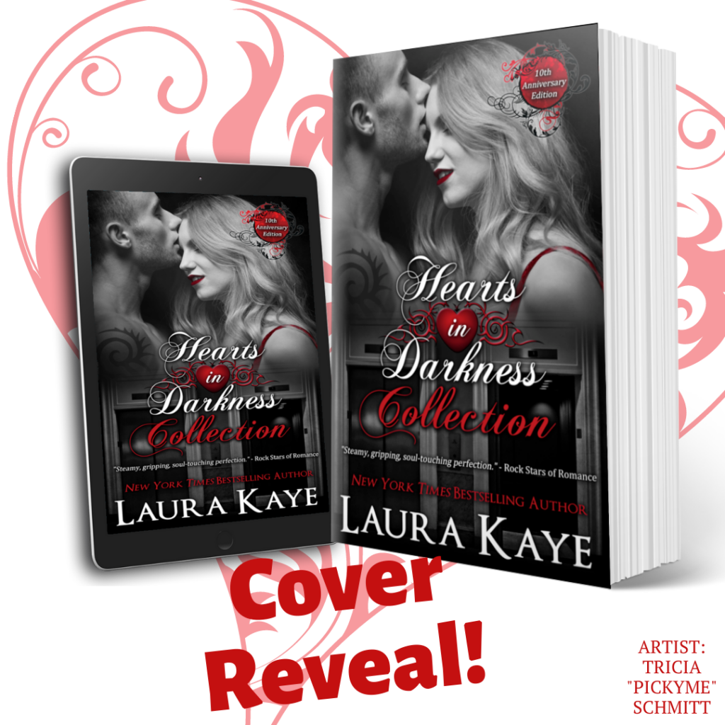 Heats in Darkness Collection Cover Reveal