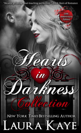 Hearts in Darkness Collection Cover